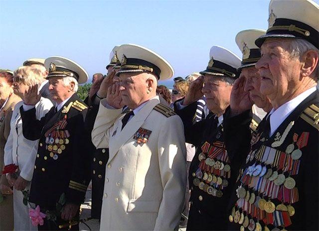 В Севастополе прошел митинг «Великой Победе посвящается»