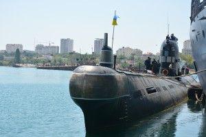 подводная лодка запорожье севастополь