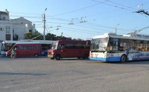 автостоянка 5й километр севастополь