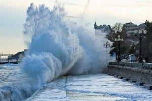 штормовое предупреждение Крым