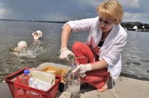 воду с пляжей севастополя проверяют на холеру