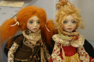 выставка кукол дом москвы