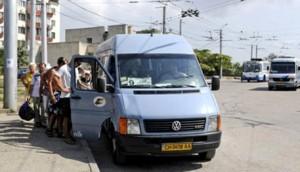 забастовка перевозчиков балаклава