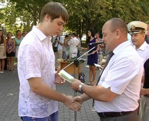 вручили паспорта севастополь