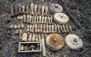 взрывоопасные предметы севастополь