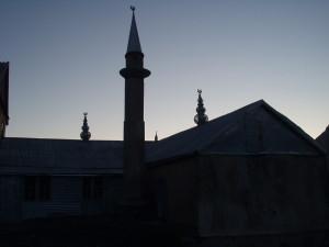 мечеть в Орлином