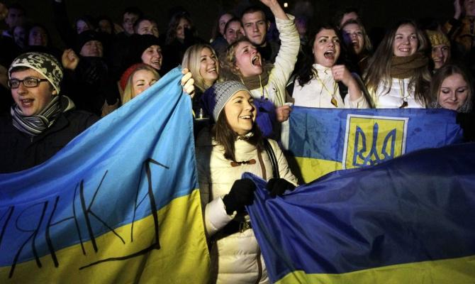 евромайдан студенты из Севастополя