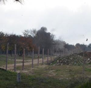 мину уничтожили в Севастополе