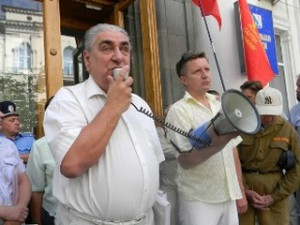 Пархоменко за закон о статусе Севастополя