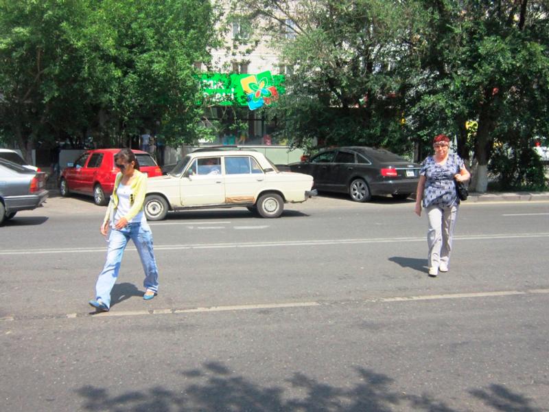 нарушение правил пдд пешеходами