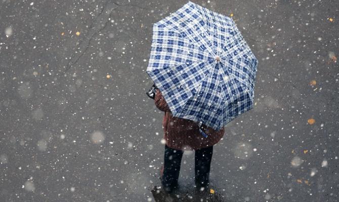 ухудшение погоды в Севастополе