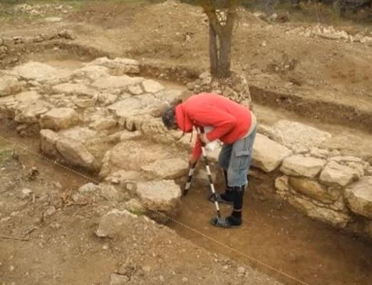 раскопки на Мекензевых горах старый город
