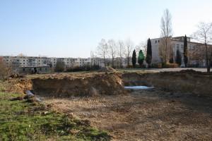 строительство у гимназии №10