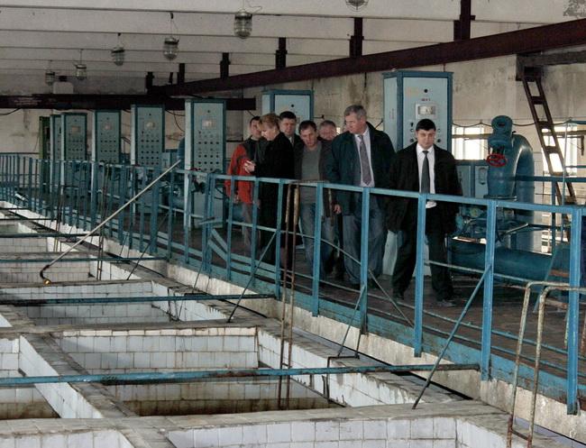система водоснабжения Севастополя