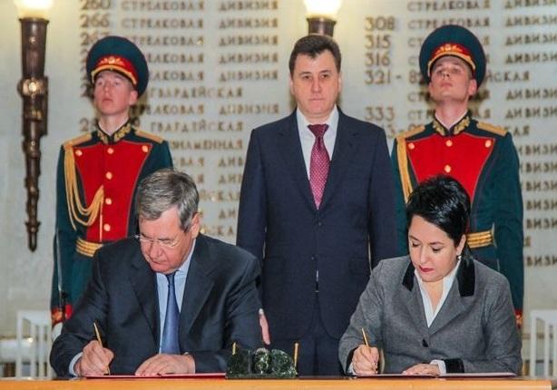 волгоград и севастополь подписали договор о сотрудничестве