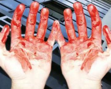 сын убил мать в Севастополе
