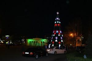 елка Севастополь