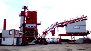 асфальтовый завод в Севастополе