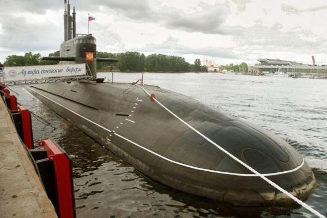 подлодка Севастополь в Санкт-Петербурге