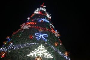 новогодняя ночь в Севастополе