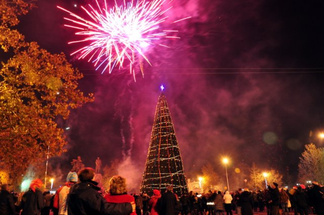 В Севастополе в новогоднюю ночь электроэнергия будет подаваться в полном объеме