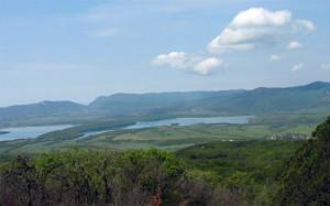 чернореченское водохранилище пополнилось