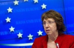 Эштон критикует новые законы Украины