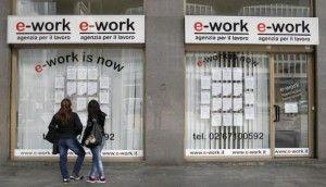 Уровень безработицы в Италии достиг рекордного уровня