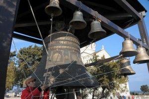 колокола Херсонес освящение