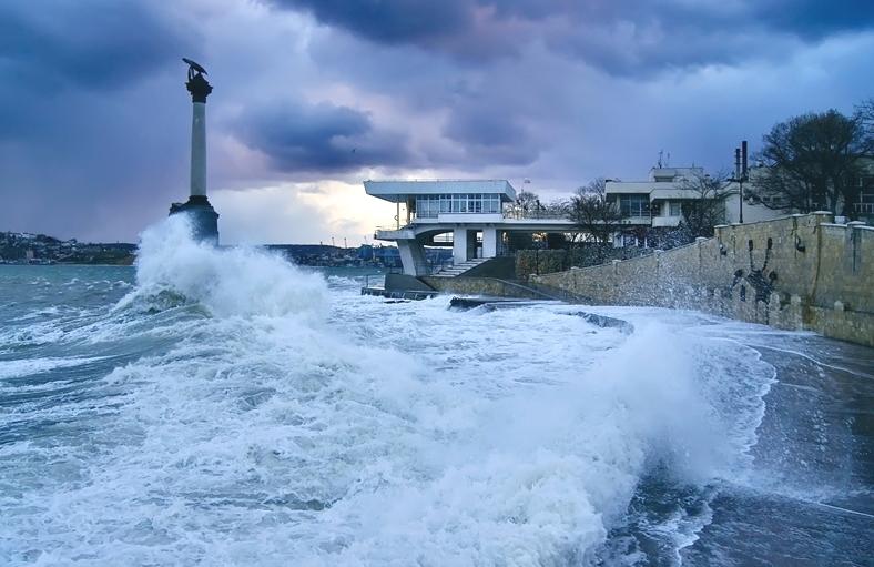 Погода в Крыму на вторник, 17 марта