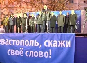 Яцуба останется в Севастополе и отобьет боевиков