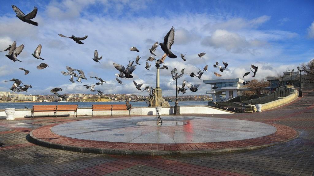 Погода в Крыму на вторник, 22 марта