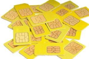 Украинцы бросились скупать SIM-карты