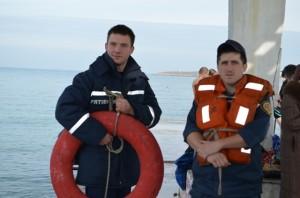 спасатели крещение