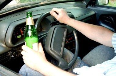 За выходные обнаружено более тысячи пьяных водителей