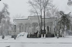 В Ташкенте на выходные  власти заставляют граждан убирать снег