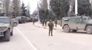 ослабление блокировки воинских частей