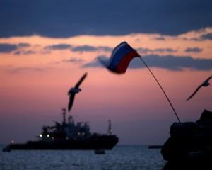 корабли ВМСУ  перешли под контроль России