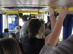 цена на проезд в транспорте