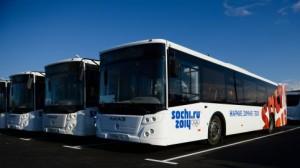автобусы Сочи курорты Крыма