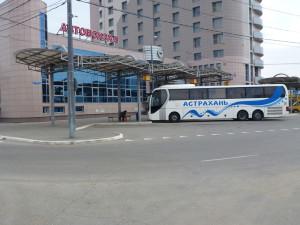 астрахань маршрут автобусный