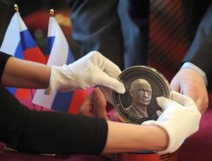 монета собиратель земель российских