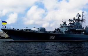 ни одного корабля ВМСУ не осталось