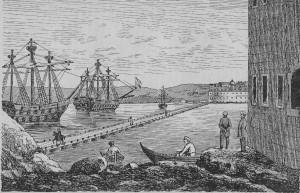 мост на северную сторону