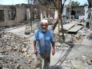 Пострадавших во время Ошской резни предпринимателей  могут выгнать на улицу