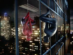 человек-паук ограбил квартиру