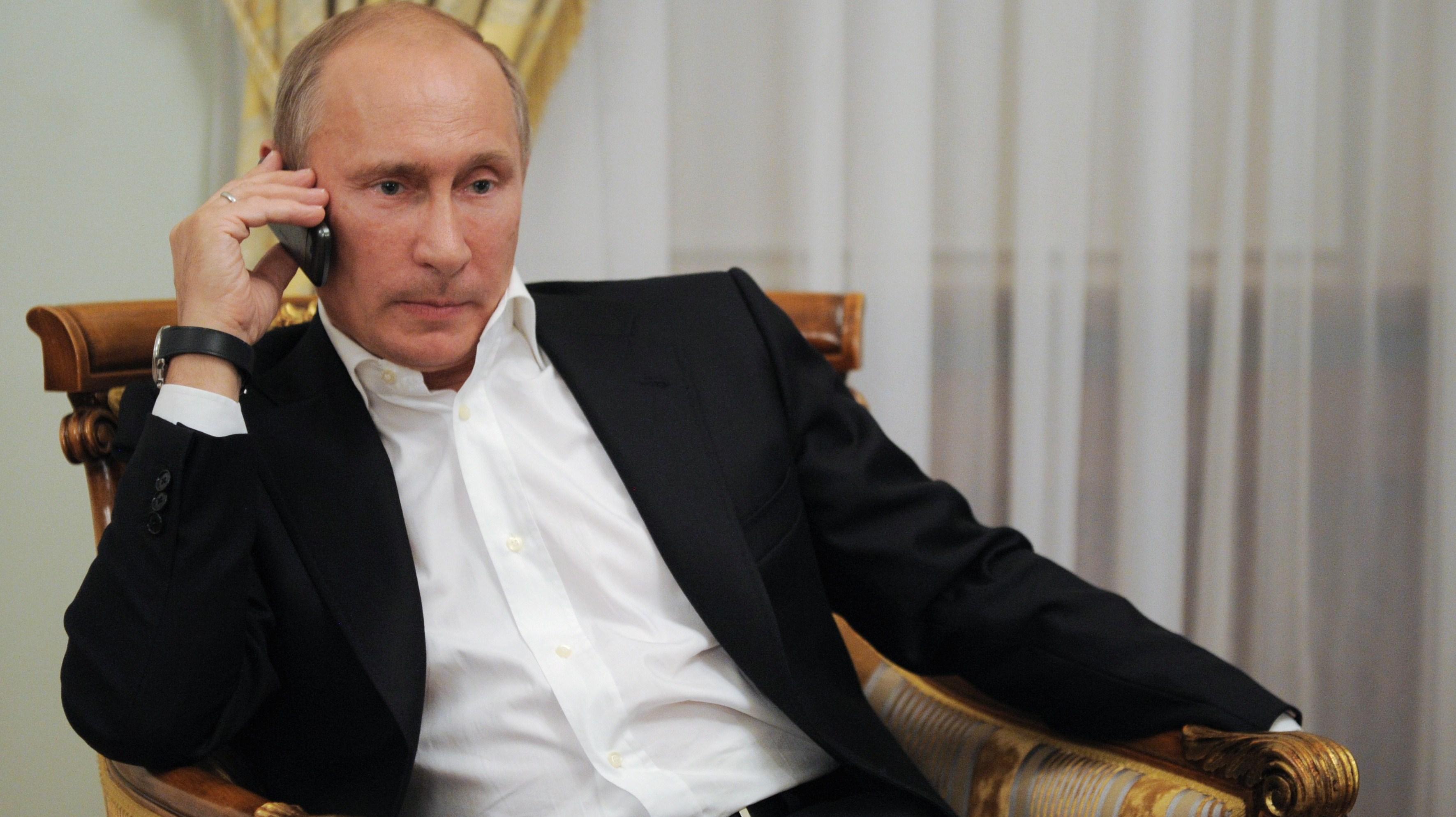 Завтра в Крым приедет Владимир Путин
