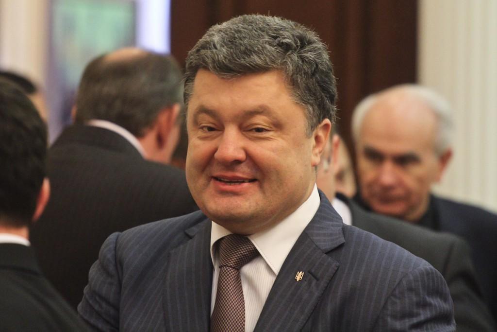 Порошенко сравнил решение о скифском золоте, с признанием Крыма украинским