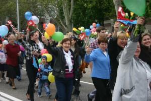 25 тысяч майское шествие Севастополь