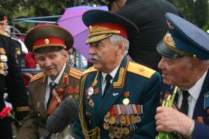 парад победы в Севастополе 2014
